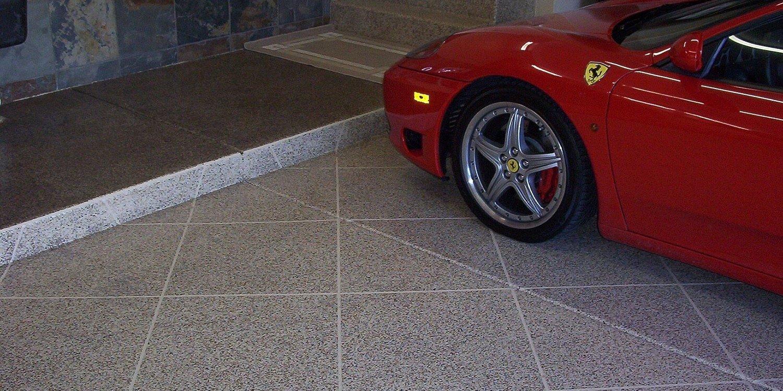 Oklahoma City Garage Floor Epoxy