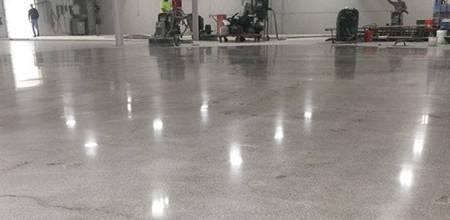 Polished Epoxy Floors Oklahoma City