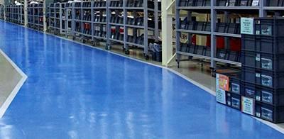 Stained Concrete Epoxy Floors Oklahoma City